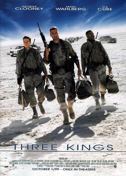 Nonton Film Three Kings (1999)