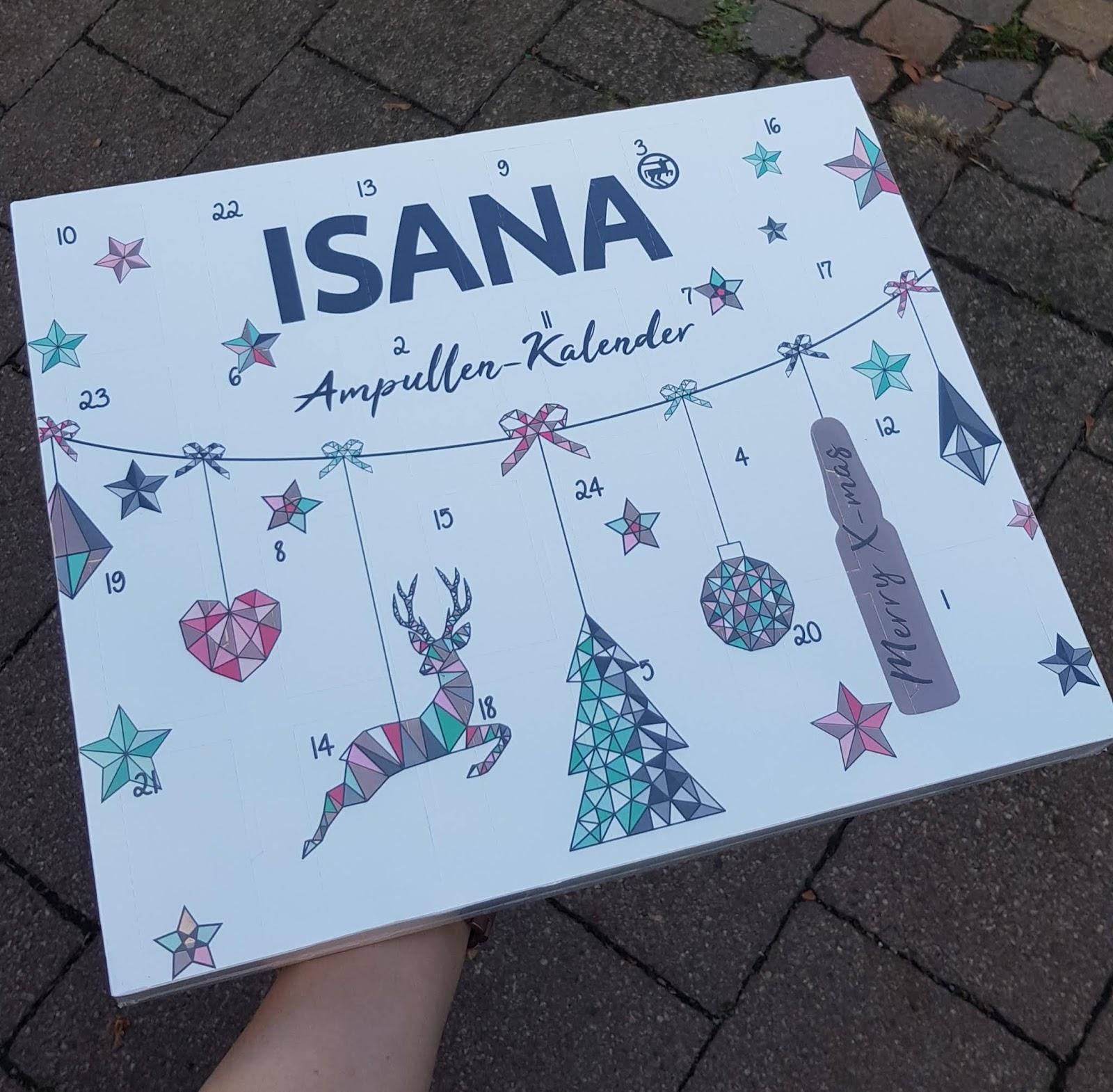 Weihnachtskalender Rossmann.Wonderful Moments Rossmann Isana Ampullen Kalender