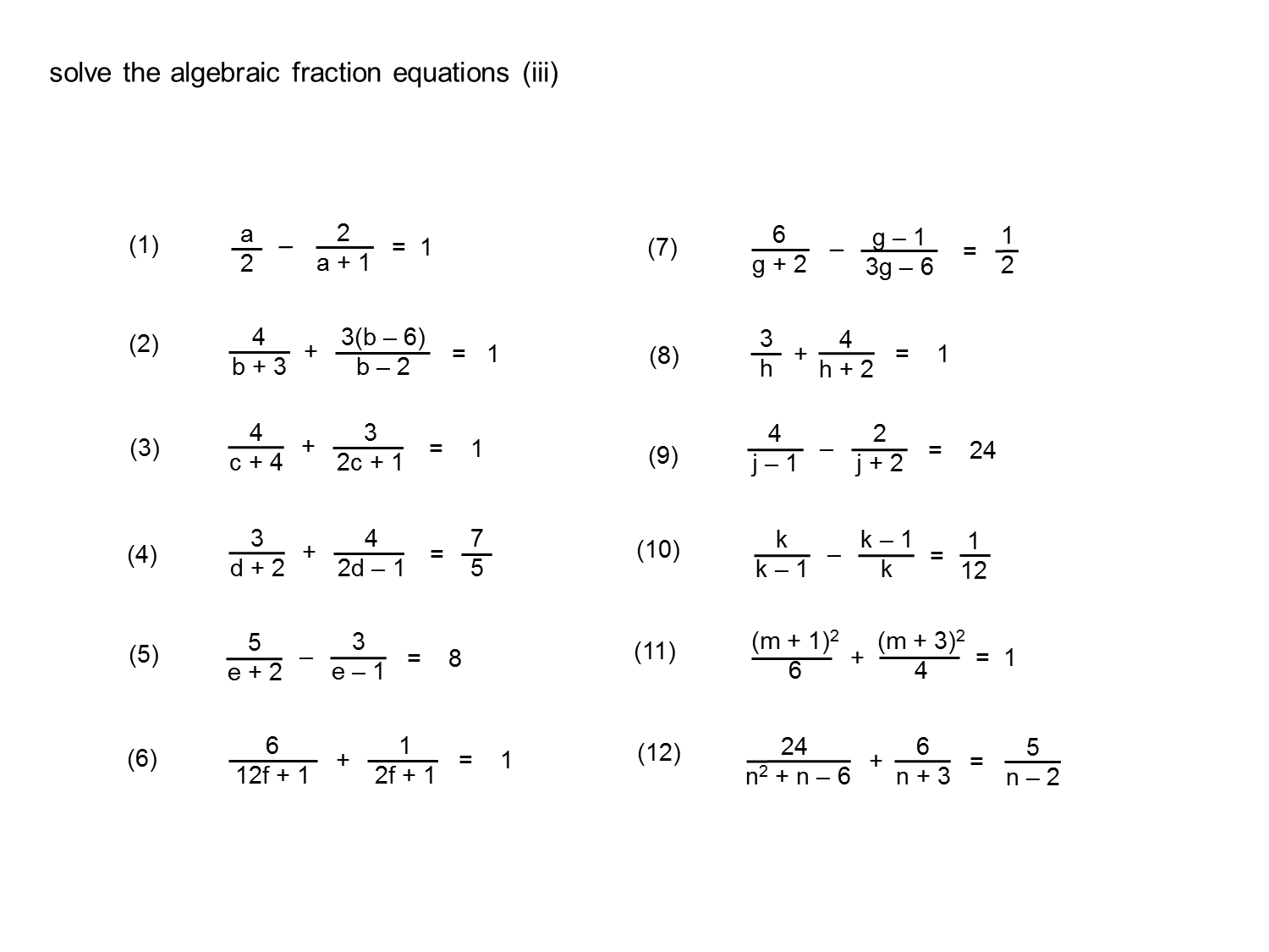Median Don Steward Mathematics Teaching Equations