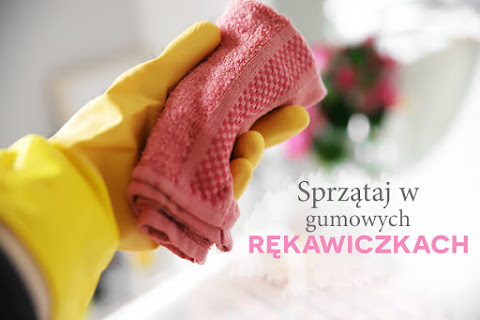 Dlaczego warto sprzątać w rękawiczkach? Jak dbać o dłonie? - czytaj dalej »