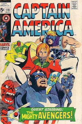 Captain America #116, the body swap one