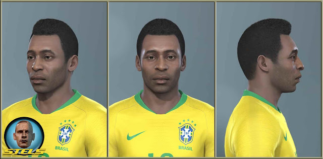 ultigamerz: PES 2019 FACE & TATTOO