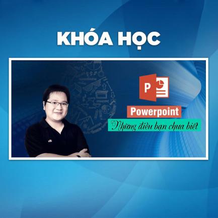 Khóa Học Powerpoint - Những Điều Bạn Chưa Biết ebook PDF EPUB AWZ3 PRC MOBI