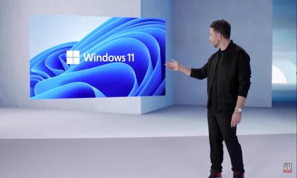 ويندوز 11 رسميا.. تعرف على ملخص مؤتمر مايكروسوفت 2021