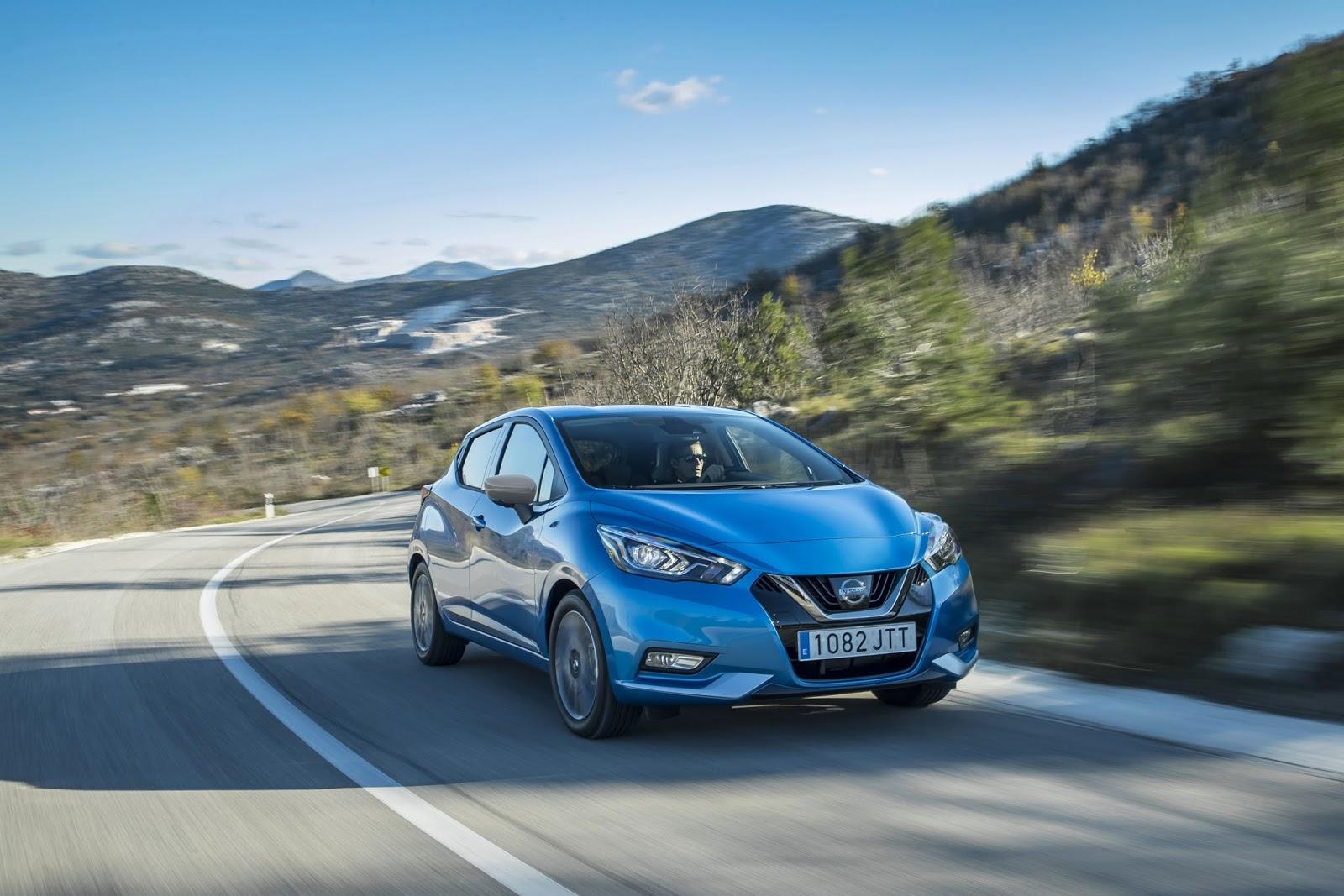 Με τιμή που ξεκινά από τις 12.090€, το συναρπαστικό νέο Nissan MICRA έρχεται τέλη Απριλίου και στην χώρα μας