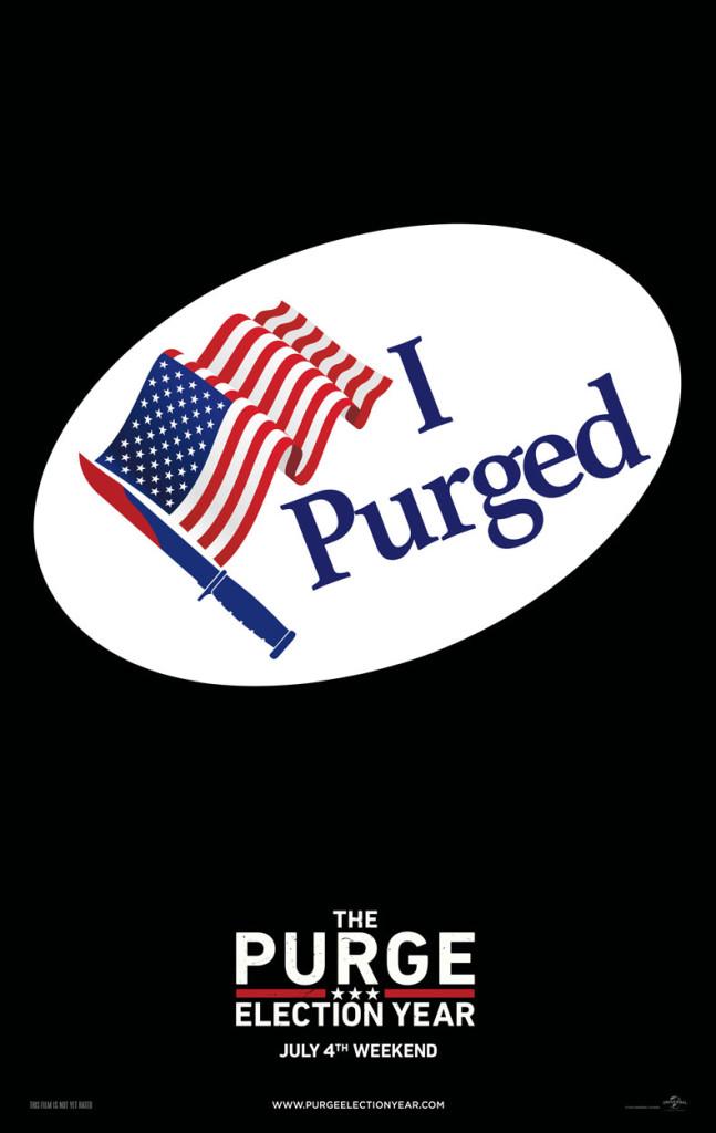 Assista ao primeiro trailer de Uma Noite de Crime 3 (The Purge: Election Year)