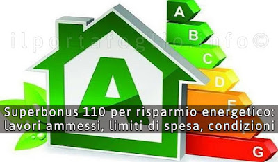 superbonus 110 efficientamento energetico