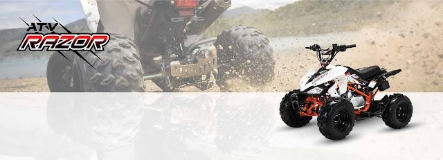Spesifikasi ATV Viar Razor 100 SP