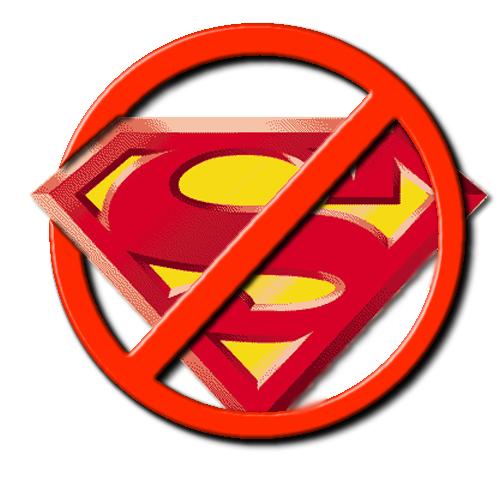 Image result for not superman