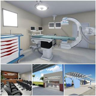 Ampliação do Hospital Regional de Irecê