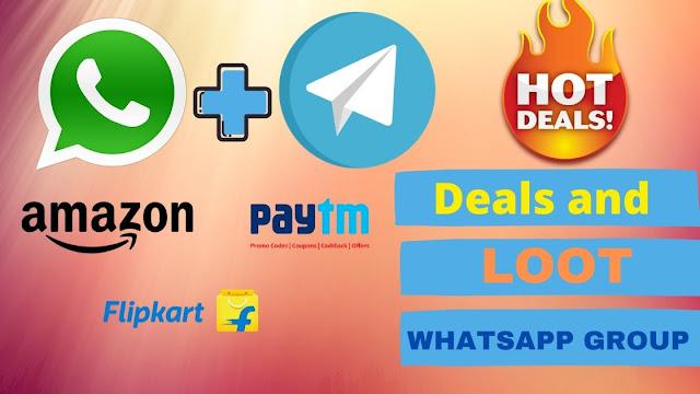 loot whatsapp group