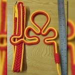 Tali Komando Pramuka Kuning Merah