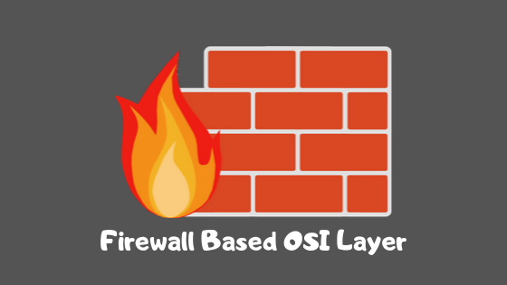 Firewall Based OSI Layer Adalah