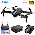 Spesifikasi Drone JDRC JD-22S GPS