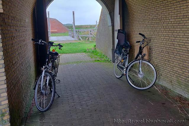 Fietsknooppunten Cycling in Texel