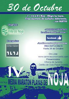 IV media maraton playas de Noja