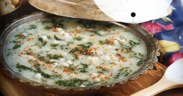 Tirşik Çorbası tarifi, Tirşik çorbası nasıl yapılır?