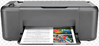 HP Deskjet F2430 Driver Download