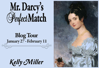Blog Tour: Mr Darcy's Perfect Match by Kelly Miller
