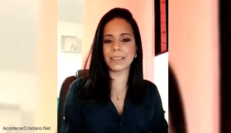 Profesora cristiana brasileña