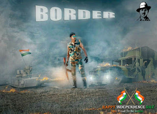 15 August |BORDER| Swappy Pawar Picsart Photo Editing