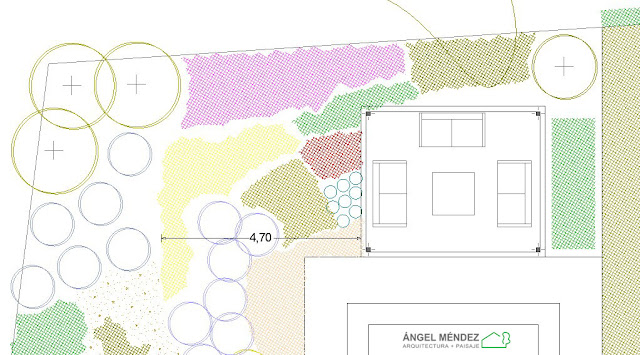 plano paisajismo, plano jardinería, proyectos paisajismo, estudiar paisajismo