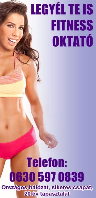 Fitness Oktatás