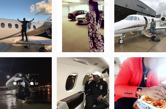 Untitled - Living a fake life for instagram...the case of Dammy Krane (photos & video)