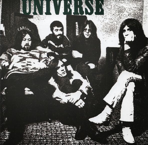 Universe - Universe (1971 uk, fabulous hard/progressive rock
