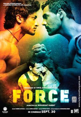 Force 2011 Hindi 480p WEB HDRip 400Mb x264 ESub
