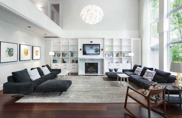 big living room design ideas