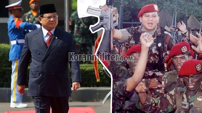 Ramalan Sintong Panjaitan Soal Prabowo Jadi Menhan Pada 34 Tahun Lalu Terbukti