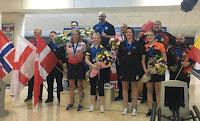 BOWLING - Glenn Morten Pedersen y Joline Persson campeones de Europa con el español Paco Rodríguez de bronce