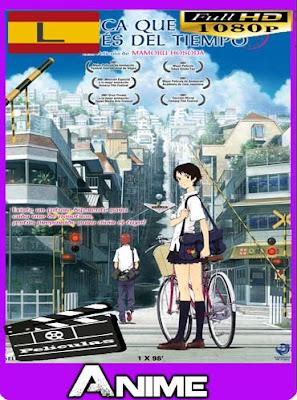 La Chica Que Saltó A través del Tiempo (2006) HD [1080P] latino [GoogleDrive]