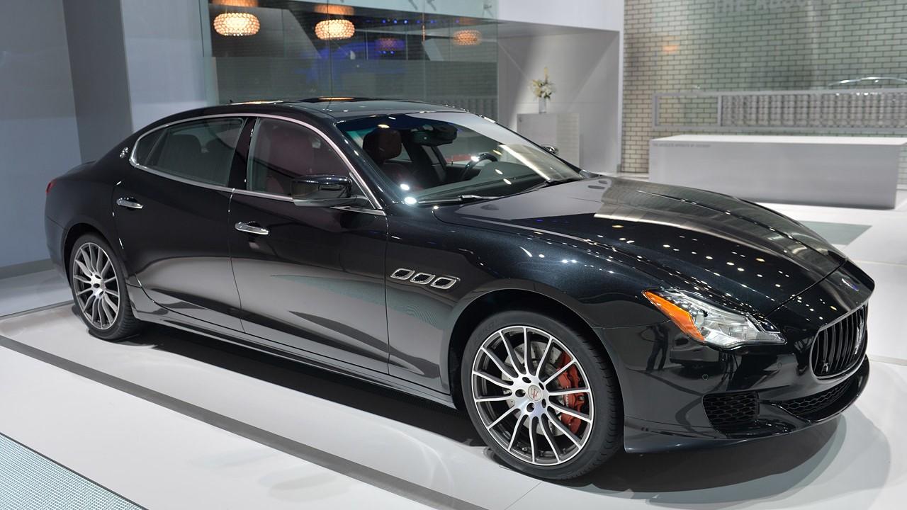 2015 Maserati Quattroporte MSRP Review Exterior Interior
