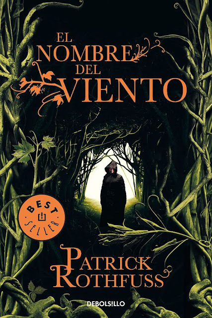 El nombre del viento | Crónica del Asesino de Reyes #1 | Patrick Rothfuss