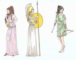 ツインレイ 女性は女神とは?