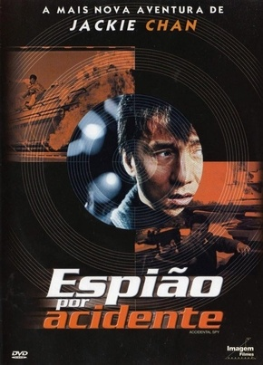Espião Por Acidente Filmes Torrent Download capa