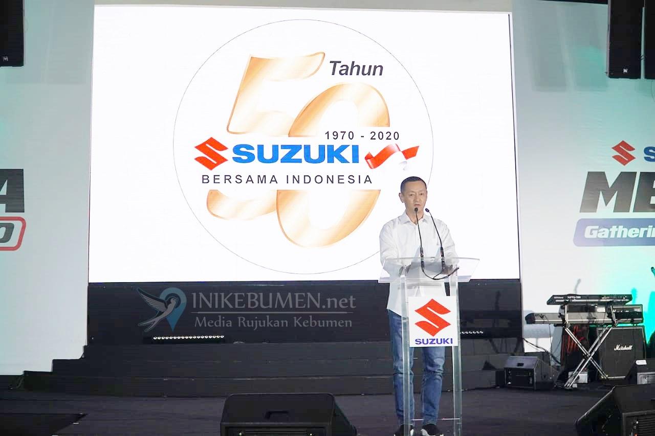 Kampanye #SekarangUntukNanti, Dari Suzuki untuk Masyarakat Indonesia