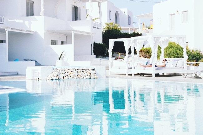 Where to stay in Paros, hotel recommendations