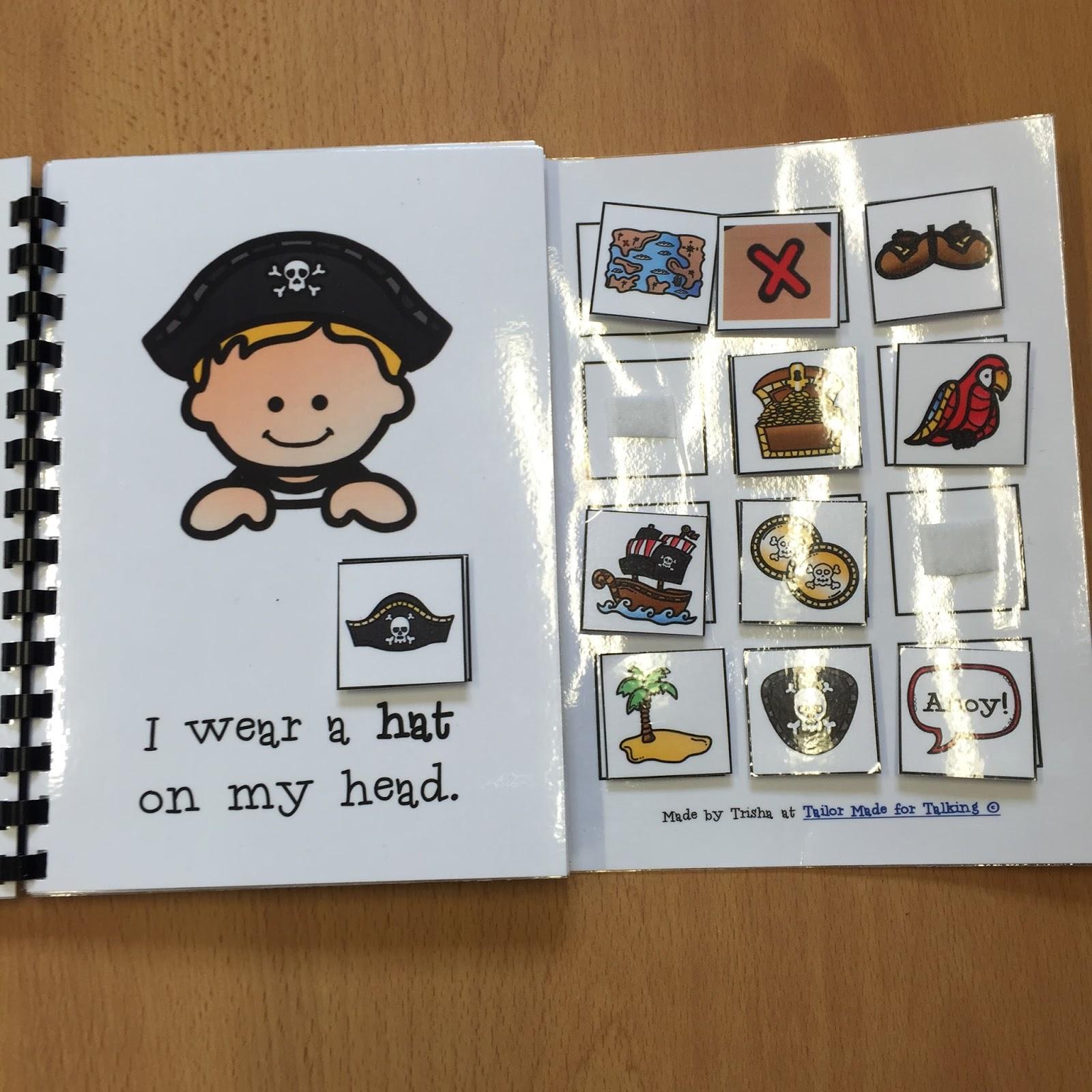 Pirate Language Fun Speech And Language Therapy
