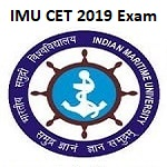 IMU CET 2019 Call Letter