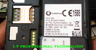 VODAFONE VFD 300 FULL FIRMWARE UNLOCKED & TESTED WITH OUR