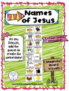 http://www.biblefunforkids.com/2016/08/cathys-corner-names-of-jesus-cornerstone.html