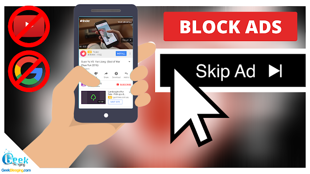 How to Block All Youtube/Google Ads on Phone | No Root or Apps