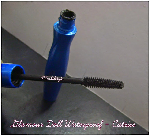 glamour doll waterproof mascara catrice