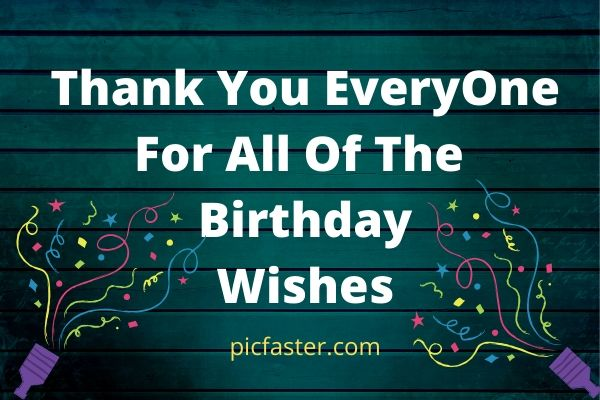 Best Thank You Images For Birthday Wishes Free Download Whatsapp Dp Status Picfaster