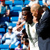 """Zidane nega estar insatisfeito com Vinicius Junior: """"É o futuro do Real Madrid"""""""