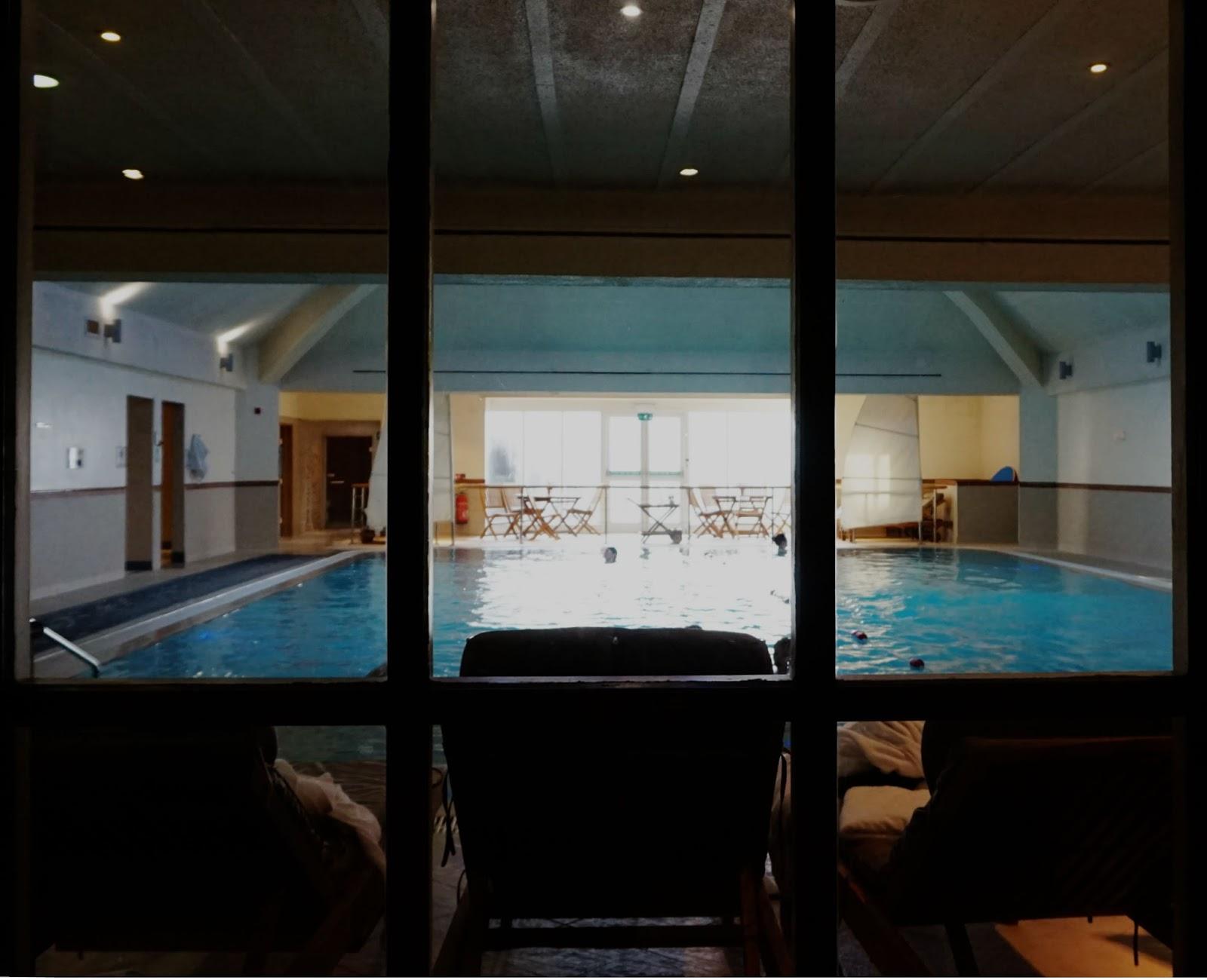 bristol aztec hotel and spa swimming pool spa area