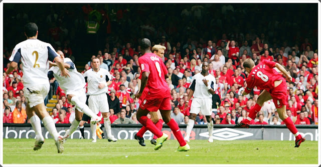 Liverpool West Ham FA Cup Final 2006